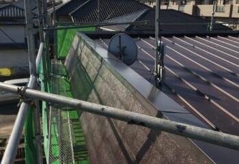 18.川崎市の屋根と外壁リフォーム 完成