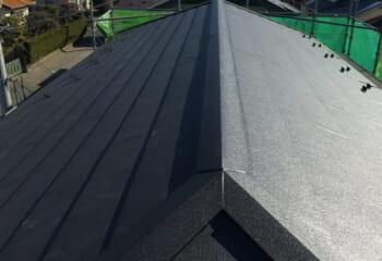 10.清瀬市の屋根リフォーム工事 完成