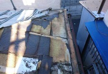 4.さいたま市の屋根葺き替え工事 開始