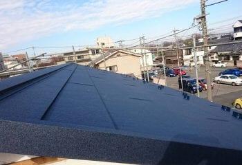 9.大屋根の葺き替え工事 完成