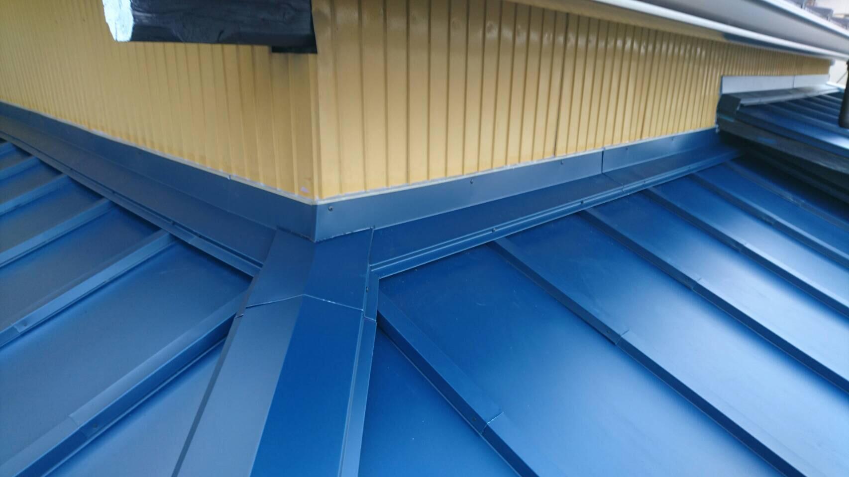 さいたま市 屋根の葺き替え工事 完成