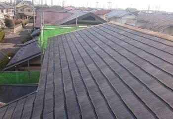 4.清瀬市の屋根リフォーム工事 開始