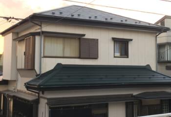 11.横浜市戸塚区の屋根葺き替えリフォーム完成
