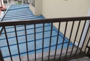 2.八王子市トタン屋根 雨漏り調査2