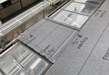 12.天窓まわりの雨仕舞