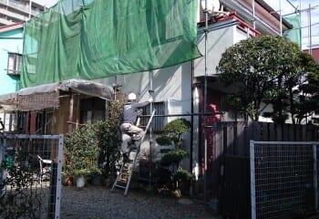 足立区のリフォーム 外壁塗装