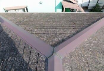 1.足立区 屋根リフォーム前 画像