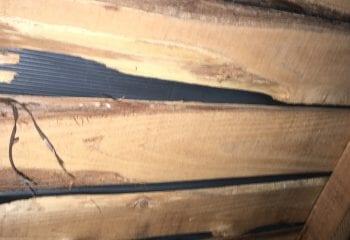 6.雨漏り部位の確認
