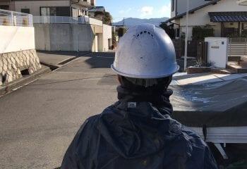 1.神戸市で屋根葺き替え工事のご相談をいただきました