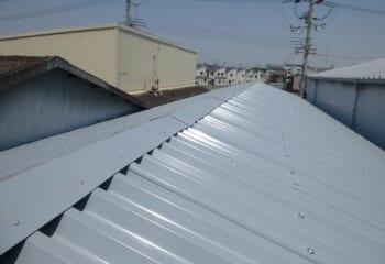 12.堺市工場屋根の改修工事 完成