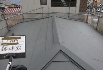 8.屋根カバー工法はテイガク屋根修理で