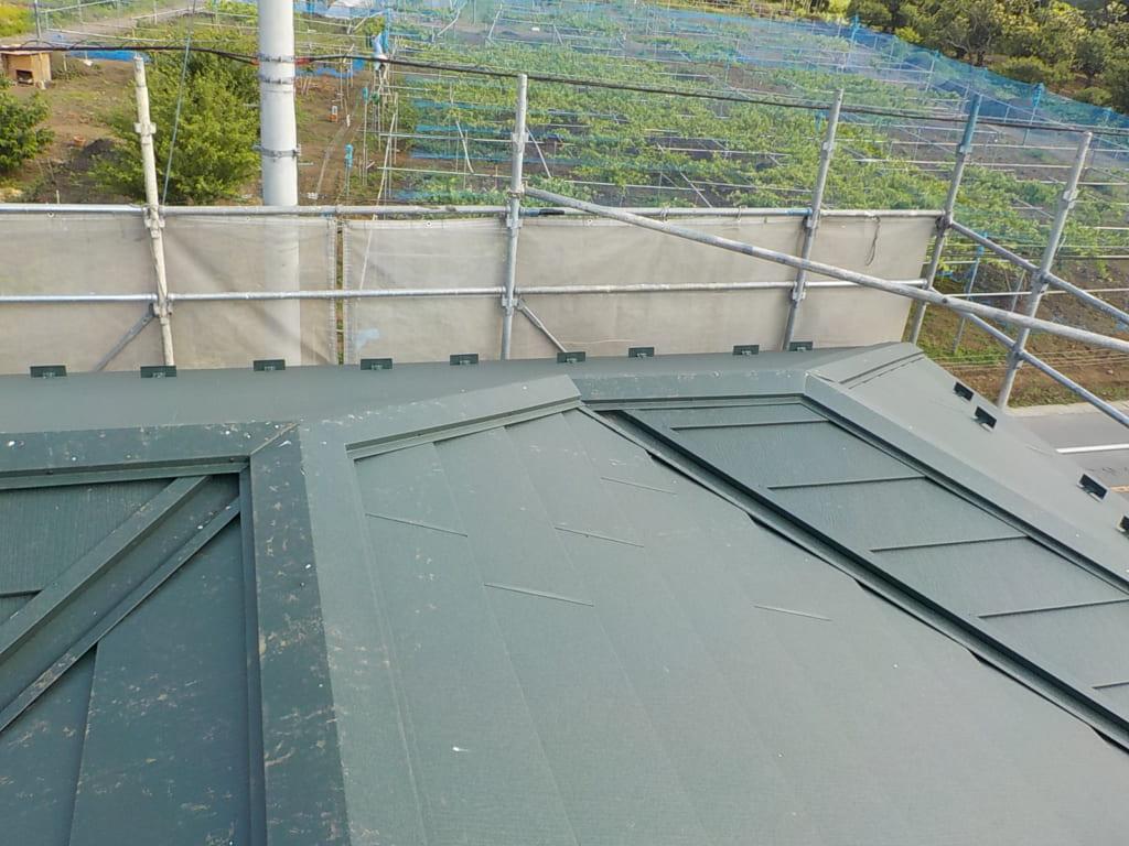 13.東松山市の屋根リフォーム工事完成
