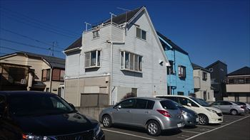 1.千葉県松戸市 屋根と外壁リフォーム