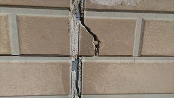 3.窯業サイディングの塗膜劣化