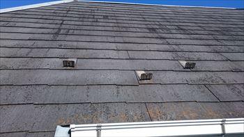 2.リフォーム前の屋根