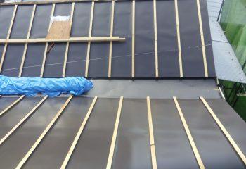 谷樋 ガルバリウム鋼板