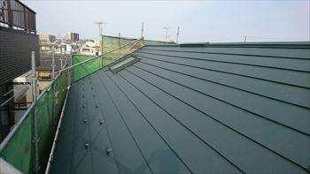 6.屋根のリフォーム工事完成