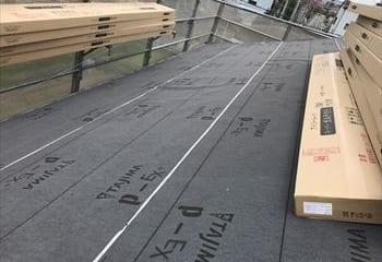 5.直接下葺き材張りカバー工法