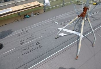 7.金属屋根の取り付け