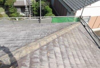 立川市 コロニアル既存屋根