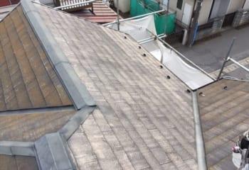 1.さいたま市大宮区 屋根リフォーム工事現場調査