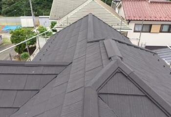 さいたま市大宮区の屋根リフォーム工事完成