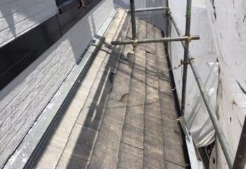 2.下屋根の様子