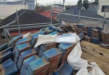 屋根瓦 葺き替え