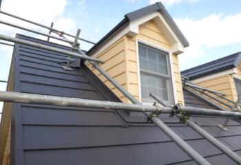 芦屋市の屋根カバー工法はテイガク屋根修理で