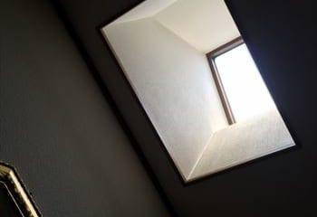 室内側の天窓