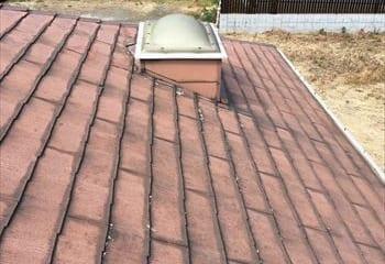江戸川区 既存屋根の調査