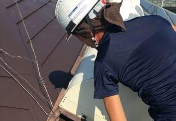 太陽光パネルを再設置