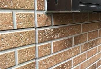 外壁のシーリングのプチリフォーム