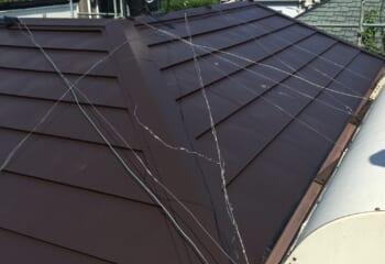 江戸川区の屋根カバー工法はテイガク屋根修理で