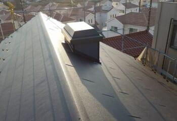 杉並区の屋根カバー工法はテイガク屋根修理で