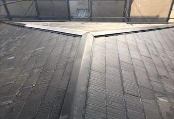 西宮市 雨漏り屋根修理工事 工事前