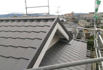 和風金属屋根瓦