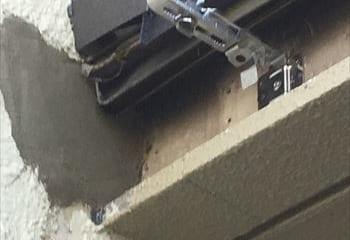 雨漏り箇所の補修