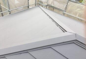西宮市 雨漏り屋根修理工事 完成
