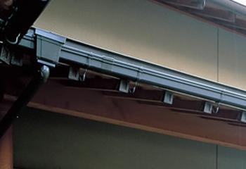 金属製の雨樋