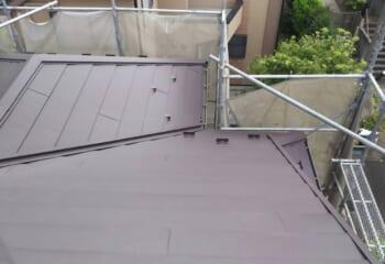 船橋市のパミール屋根リフォーム完成