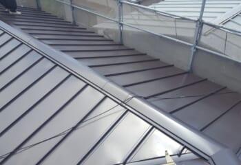 世田谷区の屋根葺き替え工事完成