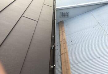 大阪市 雨漏り屋根のリフォーム完成です