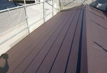 枚方市 屋根修理工事 完成