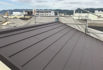 東大阪市 屋根と外壁のリフォーム工事完成