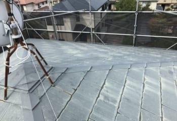 西宮市 屋根カバー工法リフォーム