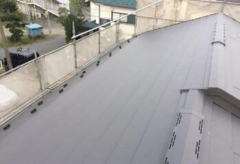 板橋区の屋根リフォーム 完成