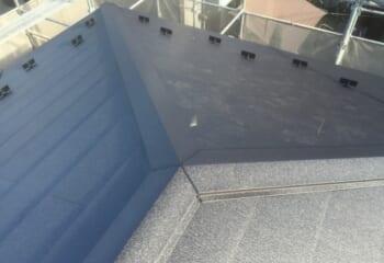 桶川市の屋根リフォーム 完成