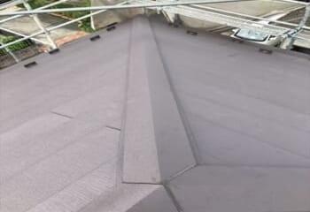 西東京市の屋根リフォーム完成