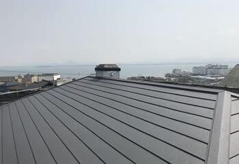 和歌山市 屋根リフォーム完成